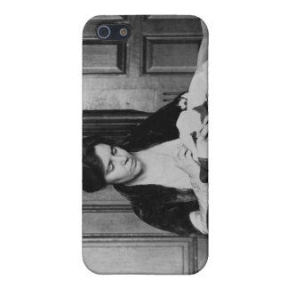Alice Paul, Sewing Suffrage Flag, 1910s Covers For iPhone 5