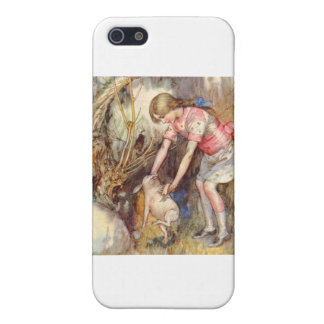 Alice Releases What She Realizes is a Pig Baby iPhone 5 Cases