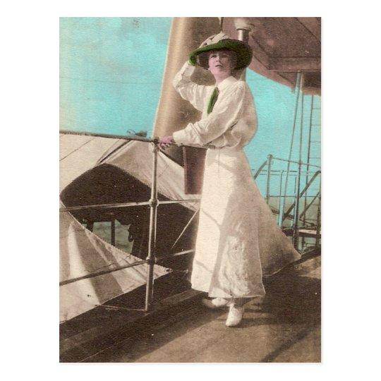 Alice Roosevelt Postcard