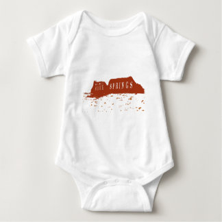 Alice Springs Baby Bodysuit