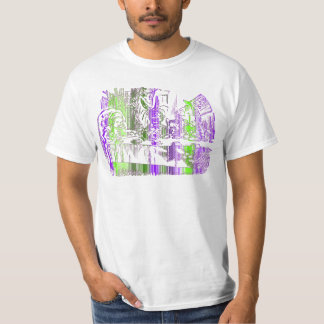 Alice Stripey Trippey T-Shirt
