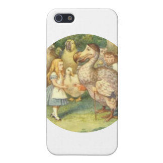 Alice & the Dodo Color Case For The iPhone 5