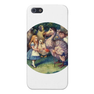 Alice & the Dodo Color Cover For iPhone 5/5S