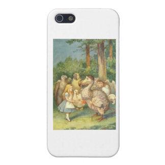 Alice & the Dodo Color iPhone 5/5S Case
