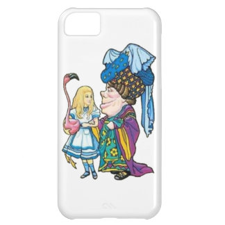 Alice & the Duchess Color iPhone 5C Case