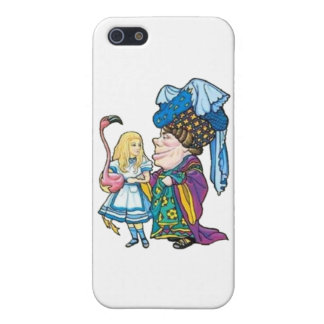Alice & the Duchess iPhone 5 Cover