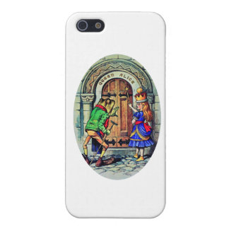 Alice & the Frog iPhone 5/5S Case