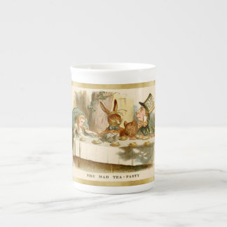 Alice & The Mad Tea Party - Bone China Mug