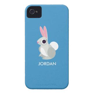 Alice the Rabbit iPhone 4 Case-Mate Case