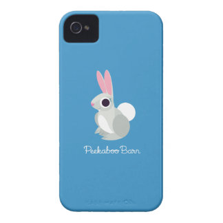 Alice the Rabbit iPhone 4 Case-Mate Cases