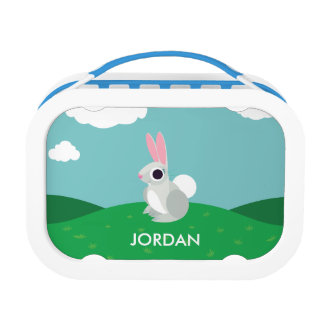 Alice the Rabbit Lunch Boxes
