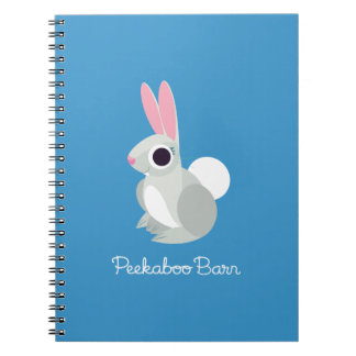Alice the Rabbit Notebook