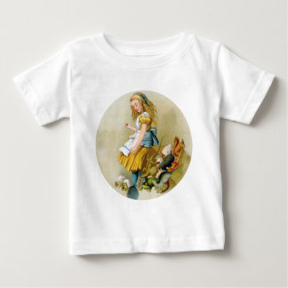 Alice Tips Over Jury Box In Knave of Hearts Trial Tshirts