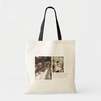 Alice Budget Tote Bag