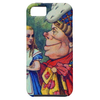 Alice with the Duchess iPhone 5 Case
