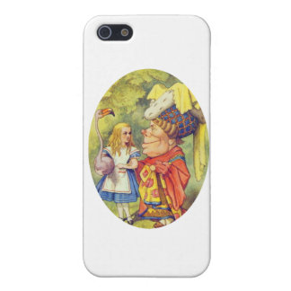 Alice with the Duchess iPhone 5 Covers