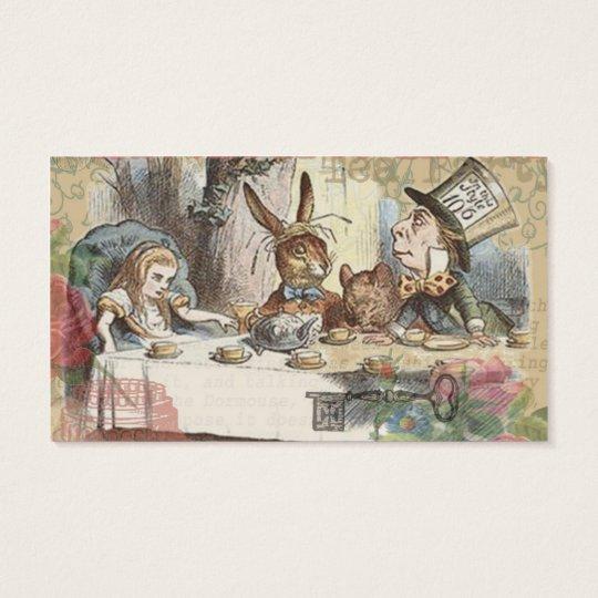 Alice's Adventures in Wonderland Mad Tea Party Business
