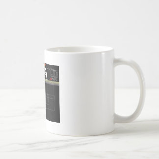 Alice's Golden Moments Basic White Mug