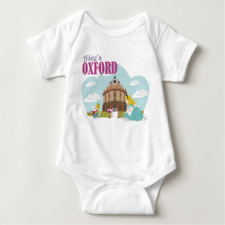Alice's Oxford Baby Jersey Bodysuit, White Tshirts