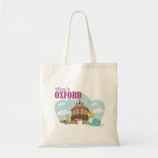 Alice's Oxford Budget Tote