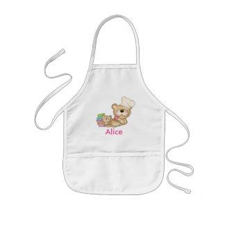 Alice's Personalized Apron