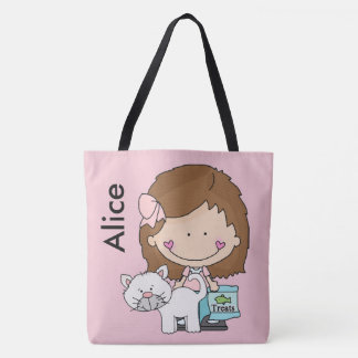 Alice's Personalized Gifts Tote Bag