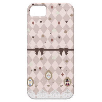 Alice's Tea Time Phone Case Case For The iPhone 5