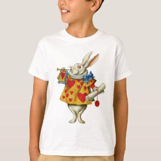 ALICE'S WHITE RABBIT T-Shirt