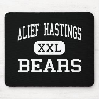 Alief Hastings - Bears - High - Houston Texas Mouse Pad