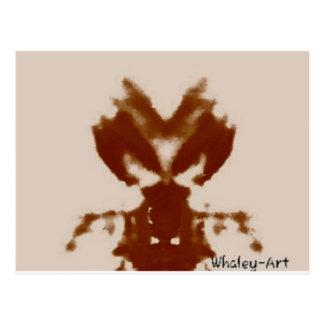 Alien6.jpg Postcard