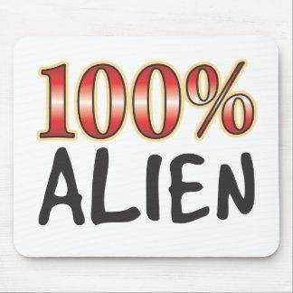 Alien 100% mouse pad
