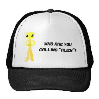 Alien 1 cap
