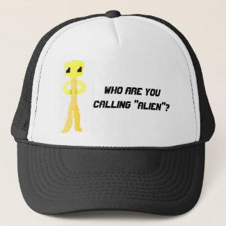 Alien 1 trucker hat