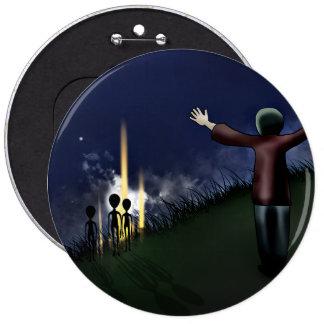 Alien Abduction Buttons
