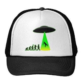Alien Abduction Hats