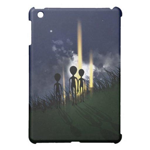 Alien Abduction iPad Mini Covers