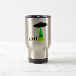 Alien Abduction Coffee Mug