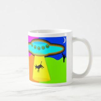 Alien Abduction Mug
