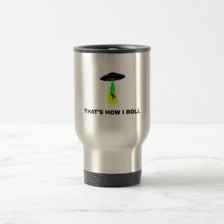 Alien Abduction Mugs