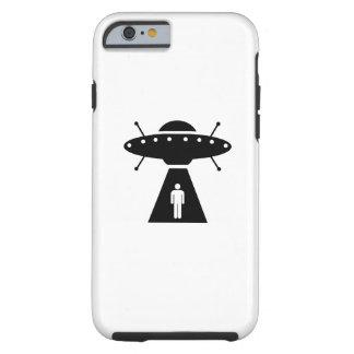 Alien Abduction Pictogram iPhone 6 Case Tough iPhone 6 Case
