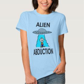 ALIEN ABDUCTION shirt
