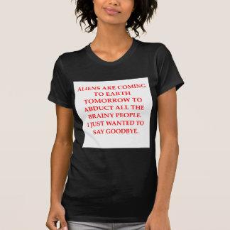 alien abduction tee shirts