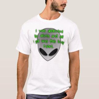 Alien Abduction V1.0. T-Shirt