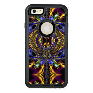 Alien abstract OtterBox iPhone 6/6s plus case