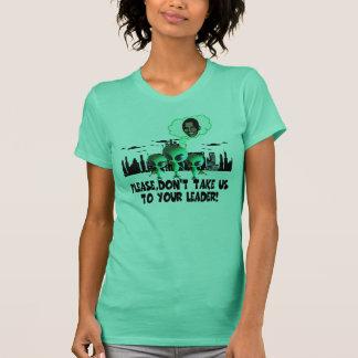Alien anti Obama T-Shirt