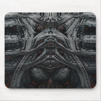 Alien Array Mouse Pad