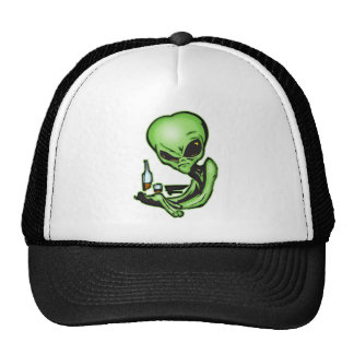 Alien At The Local Bar Hat