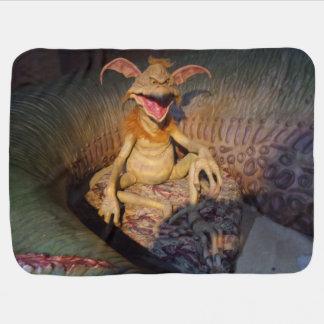 Alien Baby Blanket