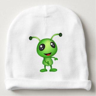 Alien Baby Cotton Beanie Baby Beanie