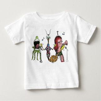 Alien Band Tee Shirt